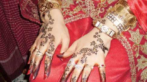 عروس تونسية - أرشيف