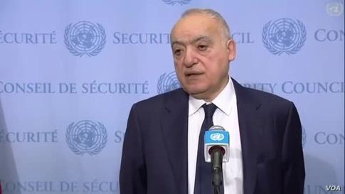 غسان سلامة: ابتعدوا عن ليبيا!