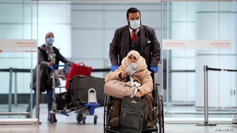 Canadians return from being stranded in Morocco due to flight restrictions imposed to help slow the spread of coronavirus…