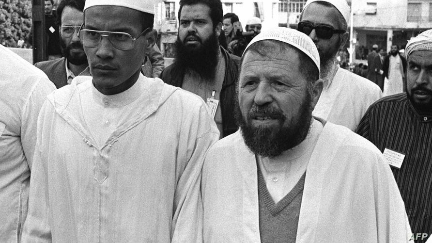 عباسي مدني وعلي بلخاج