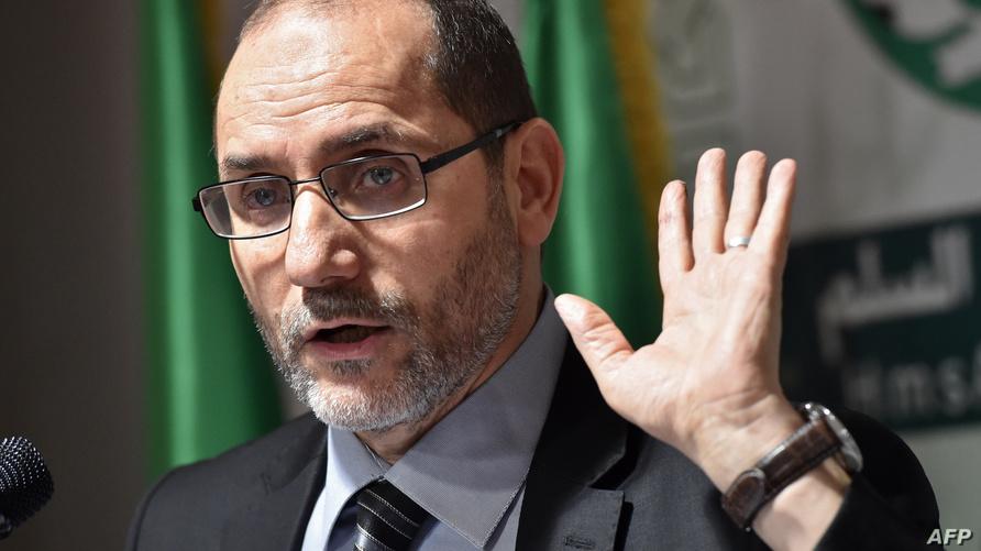 رئيس حركة حمس عبد الرزاق مقري