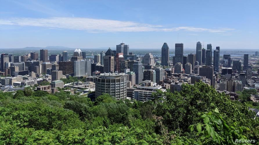 منظر عام لمدينة مونتريال (أرشيف)