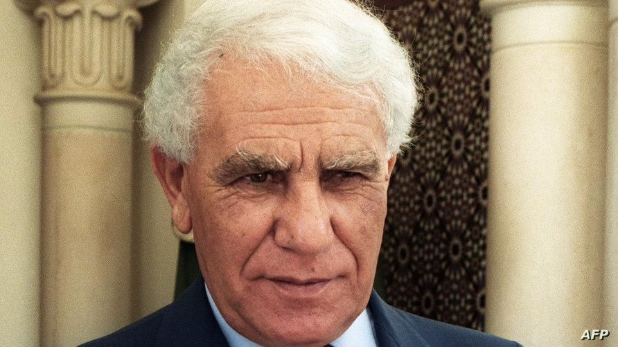 الرئيس الجزائري الشاذلي بن جديد