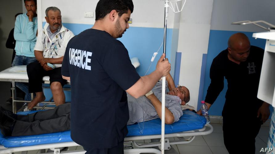 مستعجلات مستشفى شارل نيكول في تونس