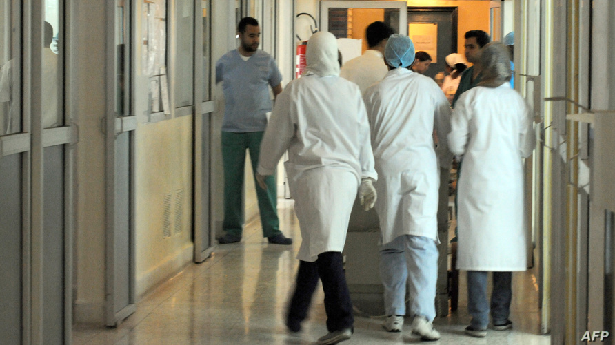 مستشفى مغربي - أرشيف