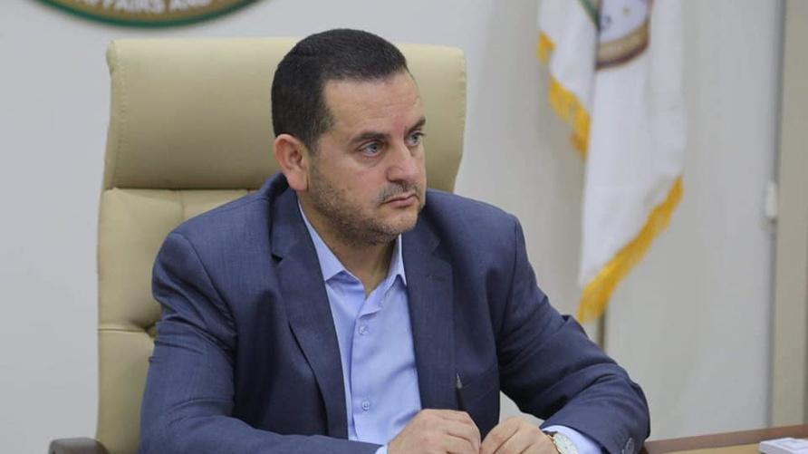 وزير الخارجية في الحكومة الليبية المؤقتة عبد الهادي لحويج
