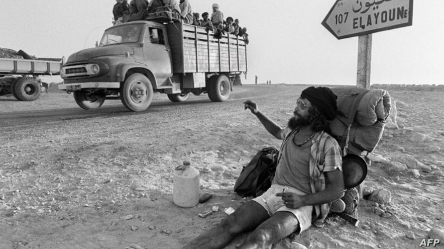 المسيرة الخضراء'.. هكذا دخل المغاربة إلى الصحراء الغربية   Maghrebvoices
