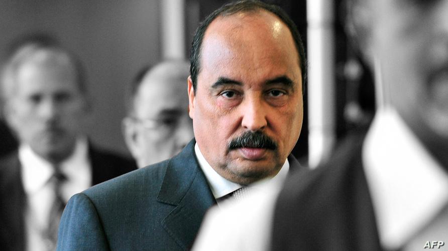 الرئيس الموريتاني محمد ولد عبد العزيز (أرشيف)