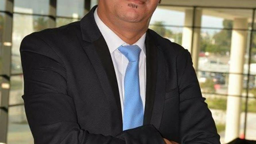 الناشط الحقوقي والمحامي عبد الغني بادي