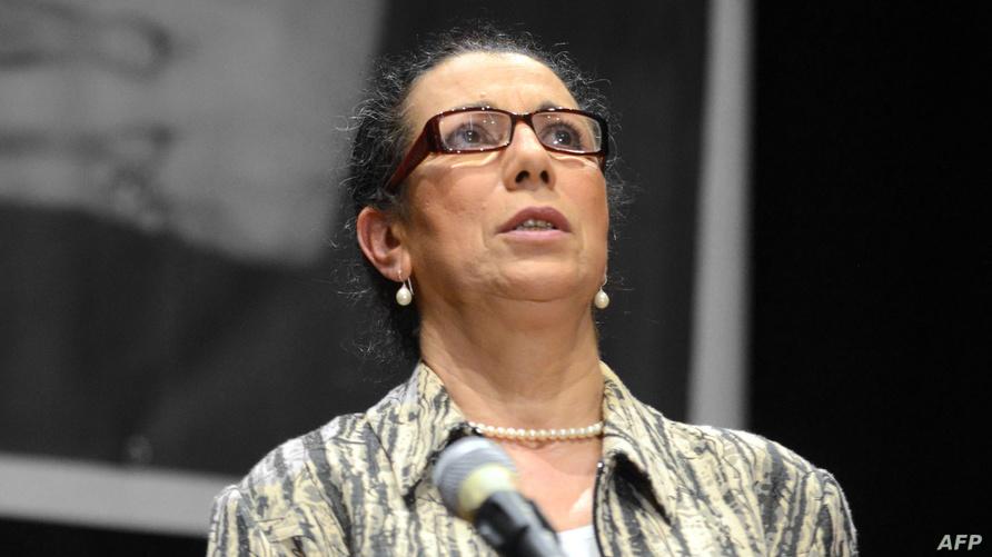 الأمينة العامة لحزب العمال بالجزائر، لويزة حنون