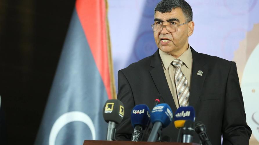 وكيل وزارة الداخلية في حكومة الوفاق عبد السلام عشور