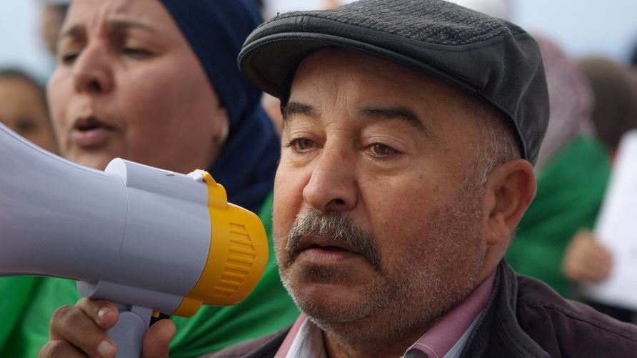 الناشط الحقوقي والنقابي قدور شويشة