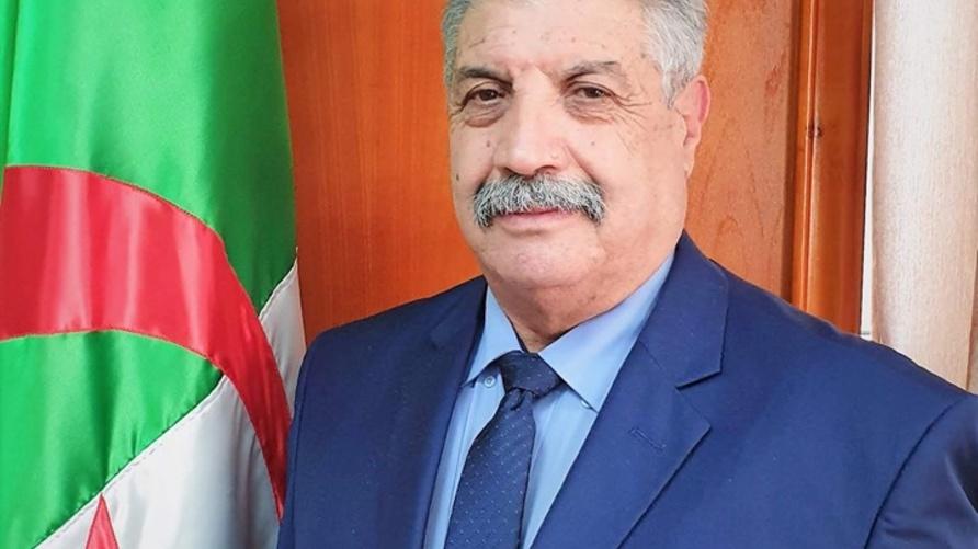الطيب بوزيد وزير التعليم العالي الجزائري