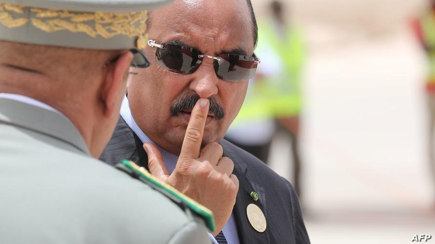 الرئيس الموريتاني، محمد ولد عبد العزيز