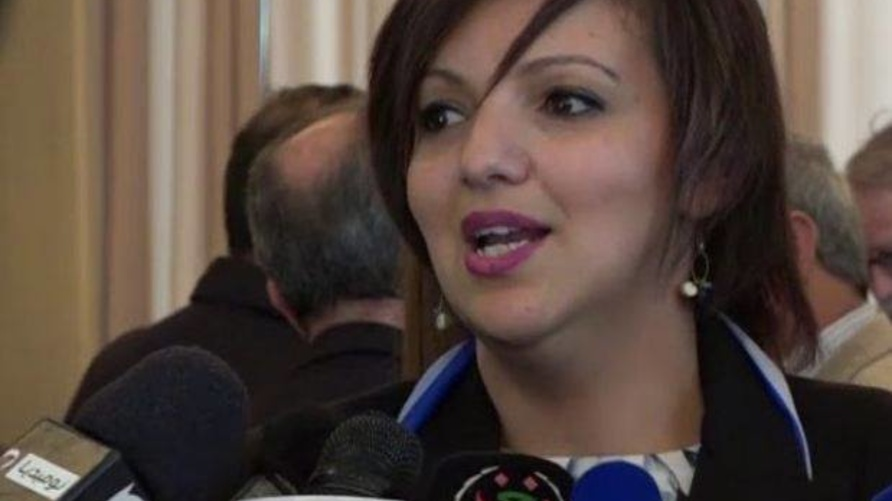 وزيرة الثقافة مريم مرداسي