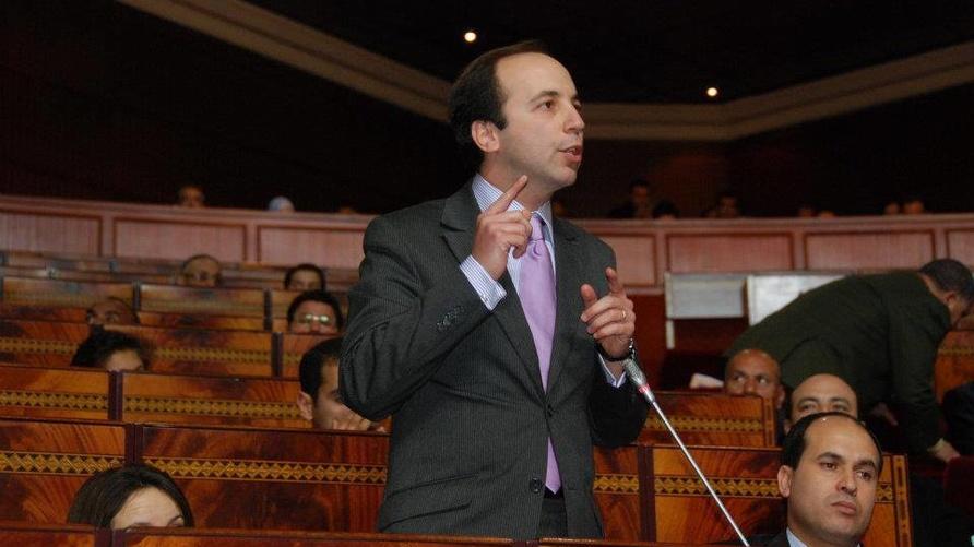 وزير الصحة أنس الدكالي