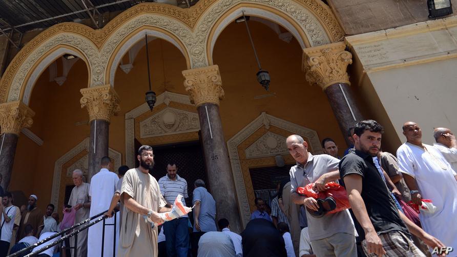 مسجد في الجزائر