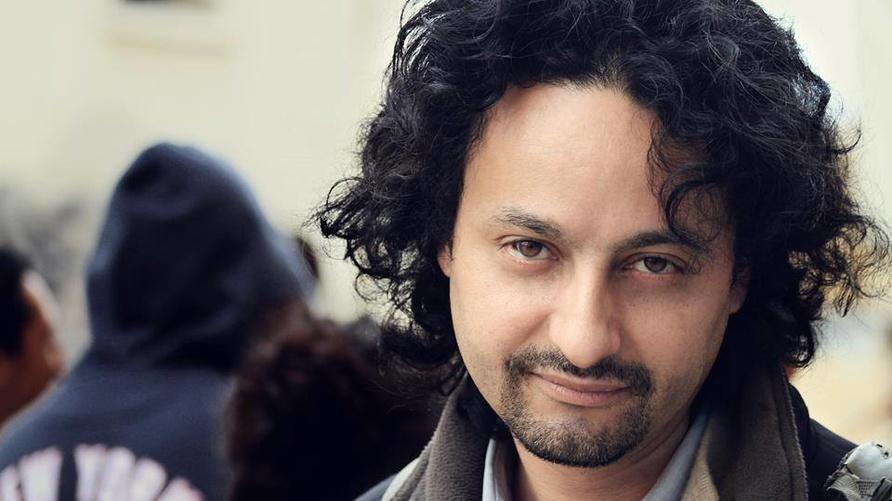 الصحافي والكاتب هشام حديفة