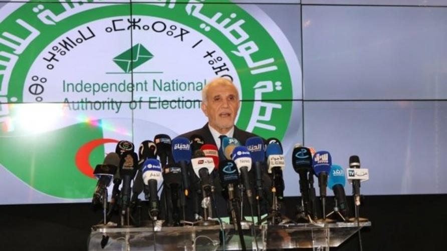 محمد شرفي رئيس سلطة الانتخابات