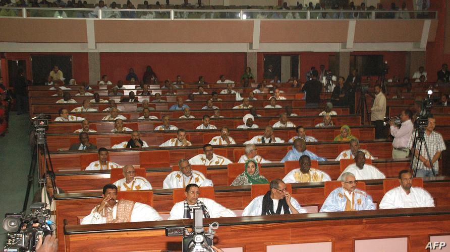 البرلمان الموريتاني (أرشيف)