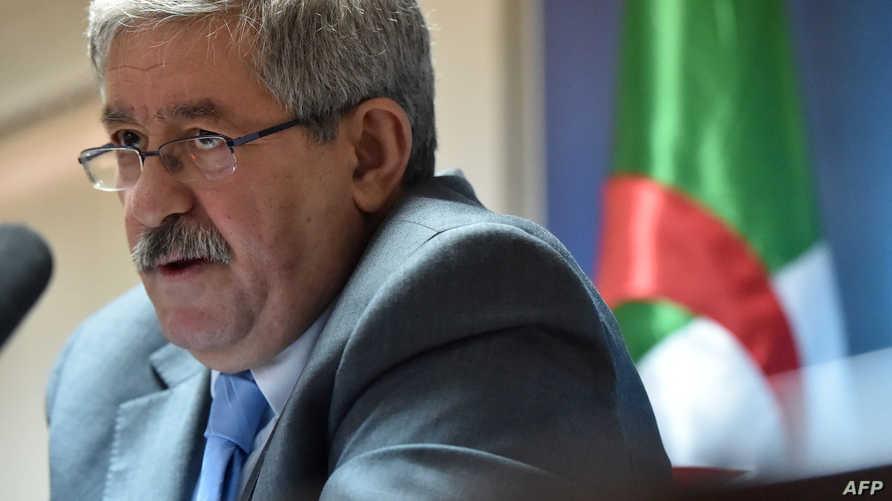 الوزير الجزائري الأول، أحمد أويحيى