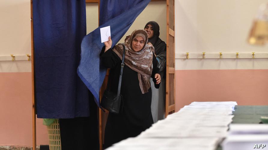 من انتخابات جزائرية سابقة (أرشيف)