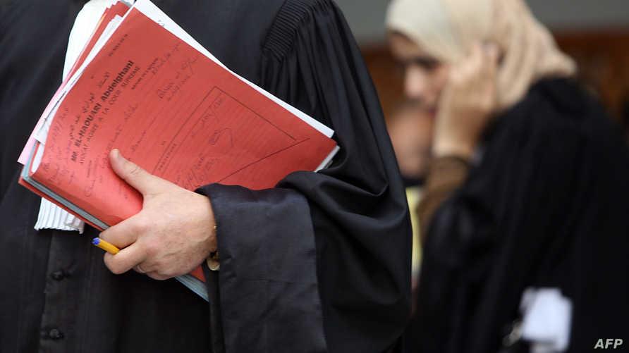 محكمة جزائرية - أرشيف