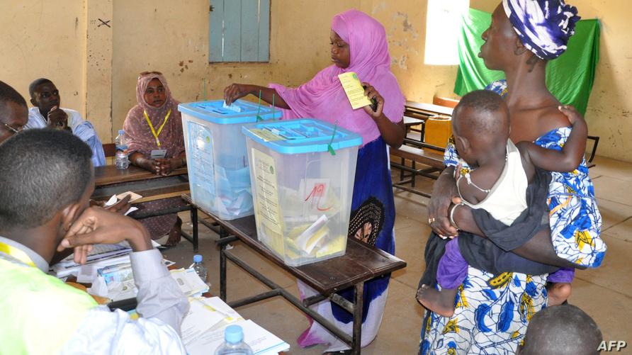 خلال الاستفتاء الدستوري بموريتانيا سنة 2017