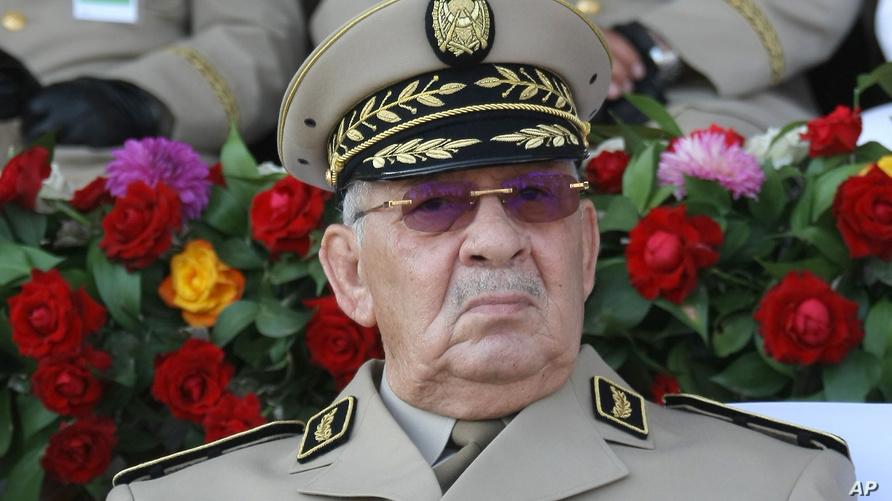 قائد أركان الجيش الوطني الشعبي الفريق أحمد قايد صالح