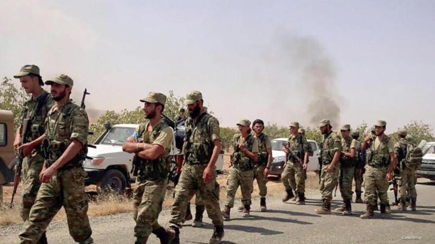 فرقة السلطان مراد ستشارك بالقتال في تركيا