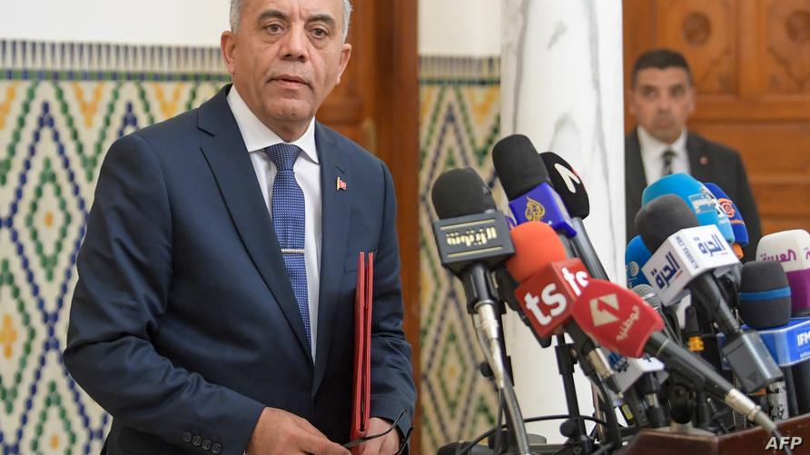 رئيس الحكومة التونسية المكلّفالحبيب الجملي