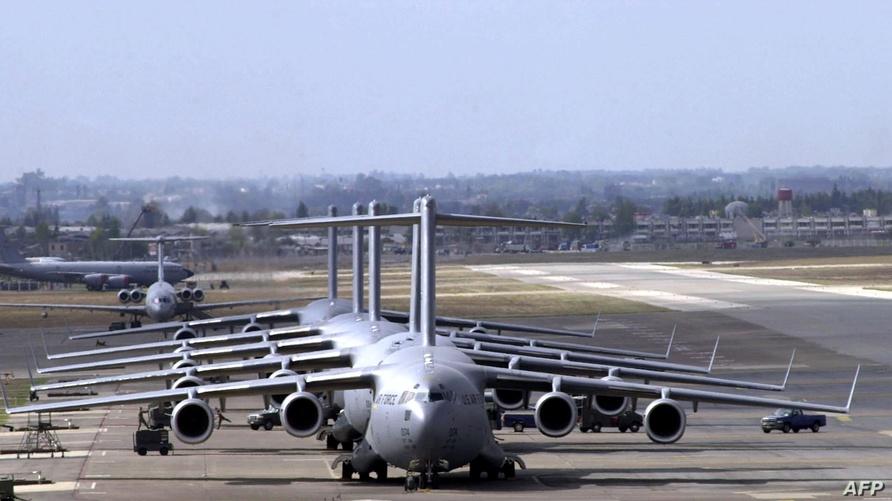13398 طائرة حربية، تتوزع بين مقاتلة وهجومية وطائرات شحن عسكرية