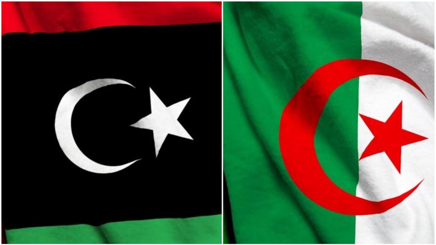 علما ليبيا والجزائر