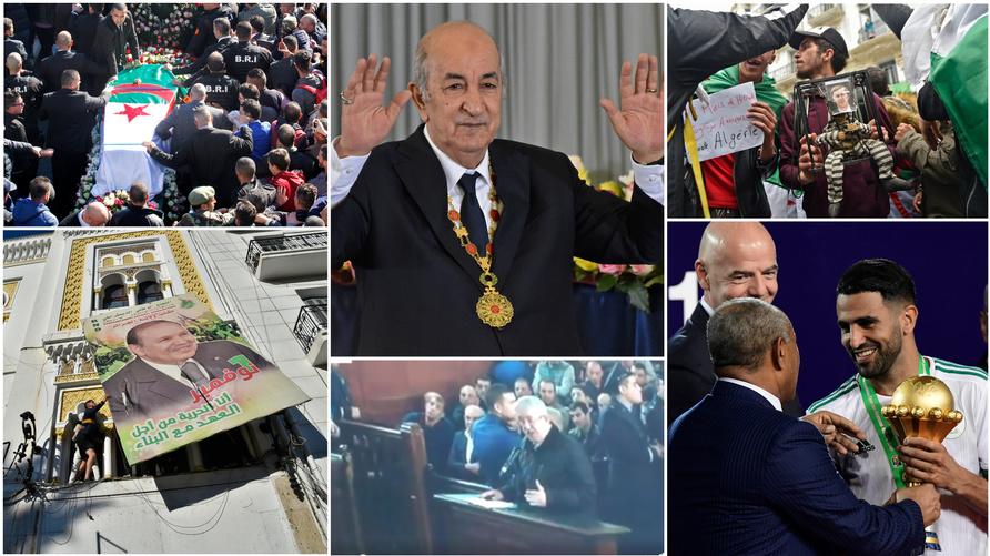 أحداث بارزة عاشتها الجزائر في 2019