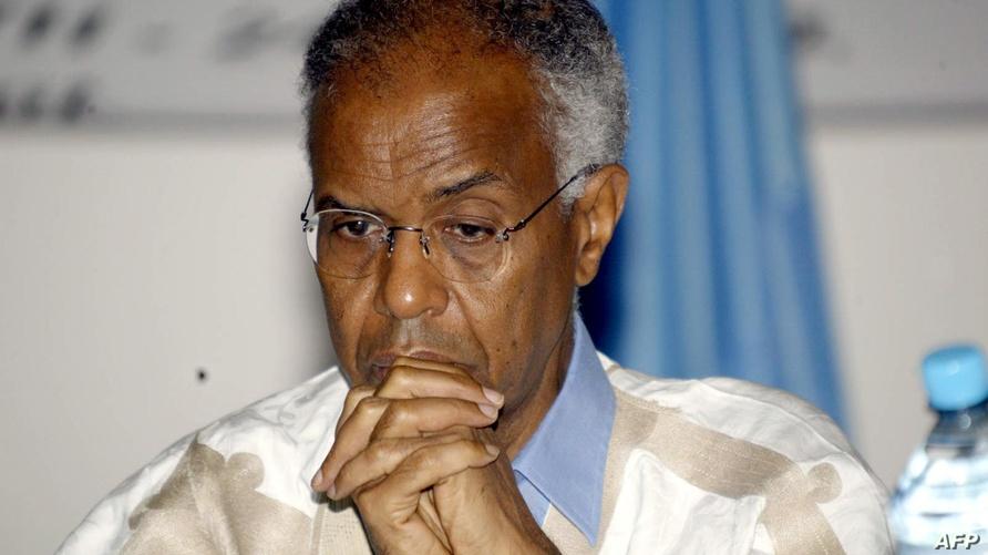 الدبلوماسي ووزير الخارجية السابق أحمدو ولد عبد الله (أرشيف)