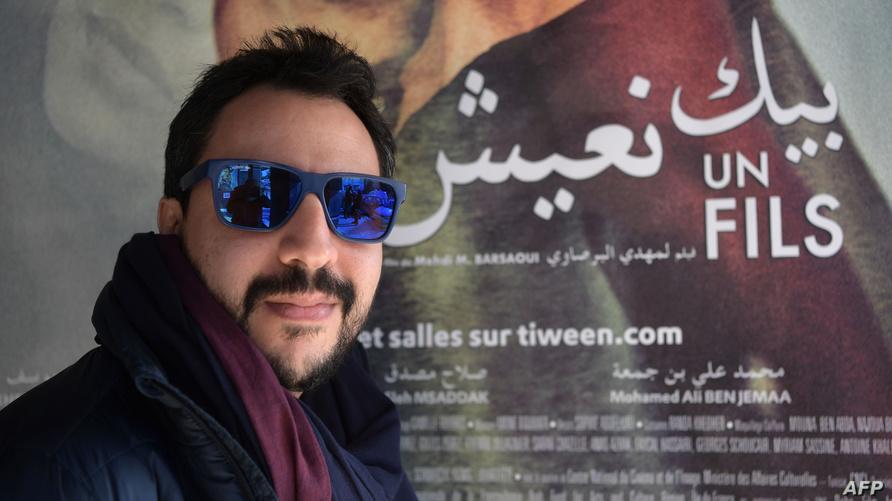 المخرج التونسي الشاب مهدي البرصاوي