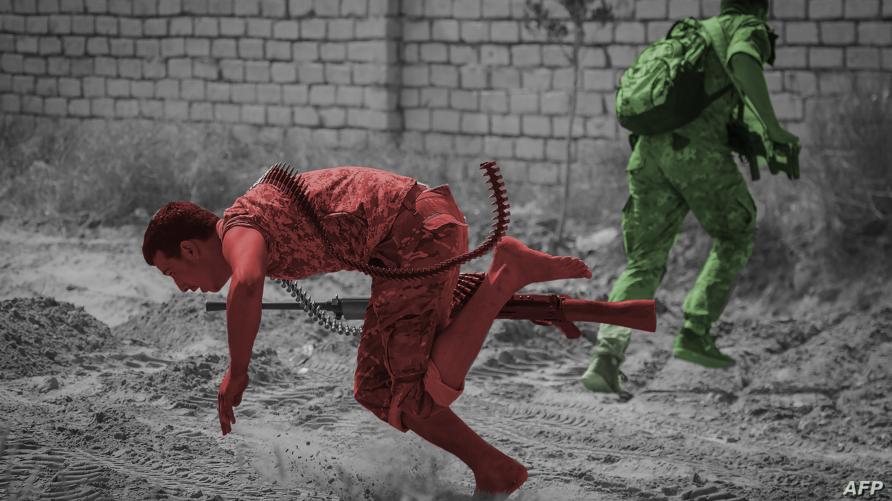 هجوم حفتر على طرلبلس جعل حضور المرتزقة أكثر وضوحا