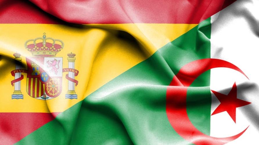 الجزائر وإسبانيا