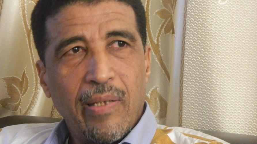 السياسي الموريتاني محمد ولد مولود
