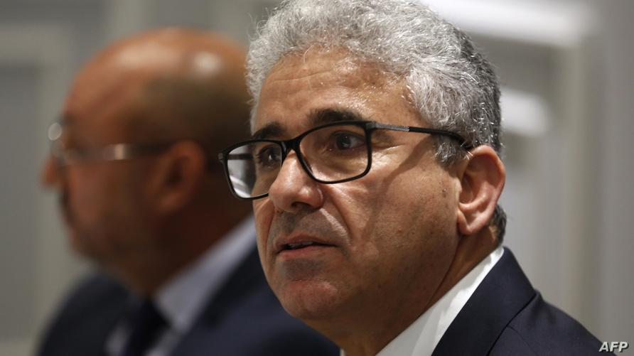 وزير الداخلية في حكومة الوفاق الليبي، فتحي باشاغا، أرشيف