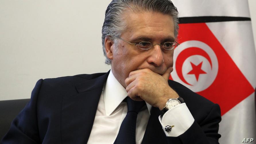 رئيس حزب 'قلب تونس' نبيل القروي
