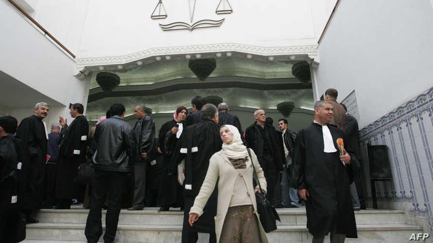 داخل محكمة جزائرية (أرشيف)