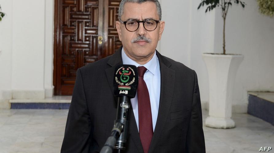 رئيس الحكومة الجزائرية عبد العزيز جراد