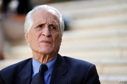 وزير الخارجية الجزائري الأسبق أحمد طالب الإبراهيمي