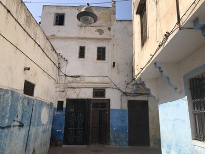 زقاق في الحي اليهودي