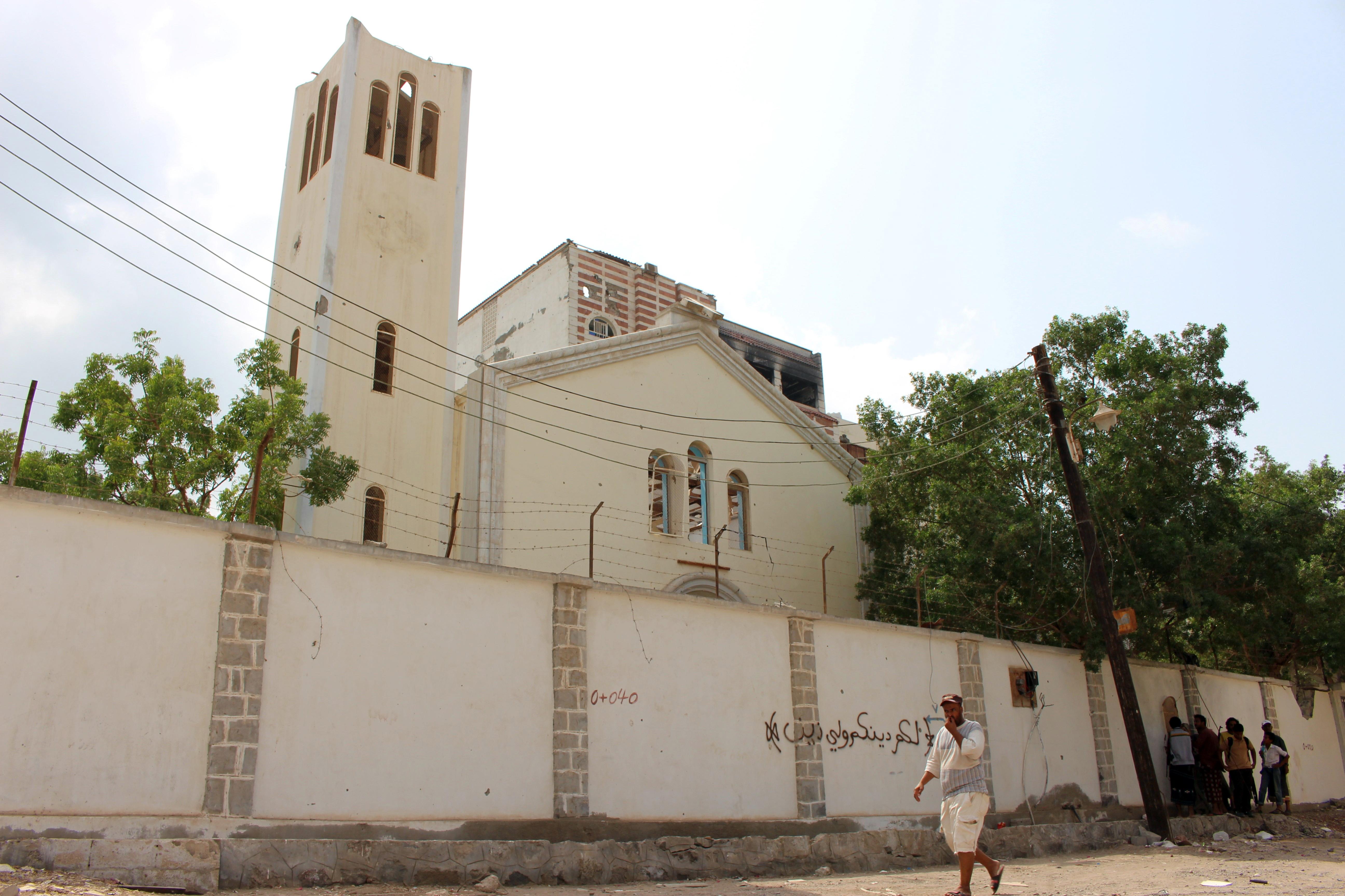 كنيسة باليمن