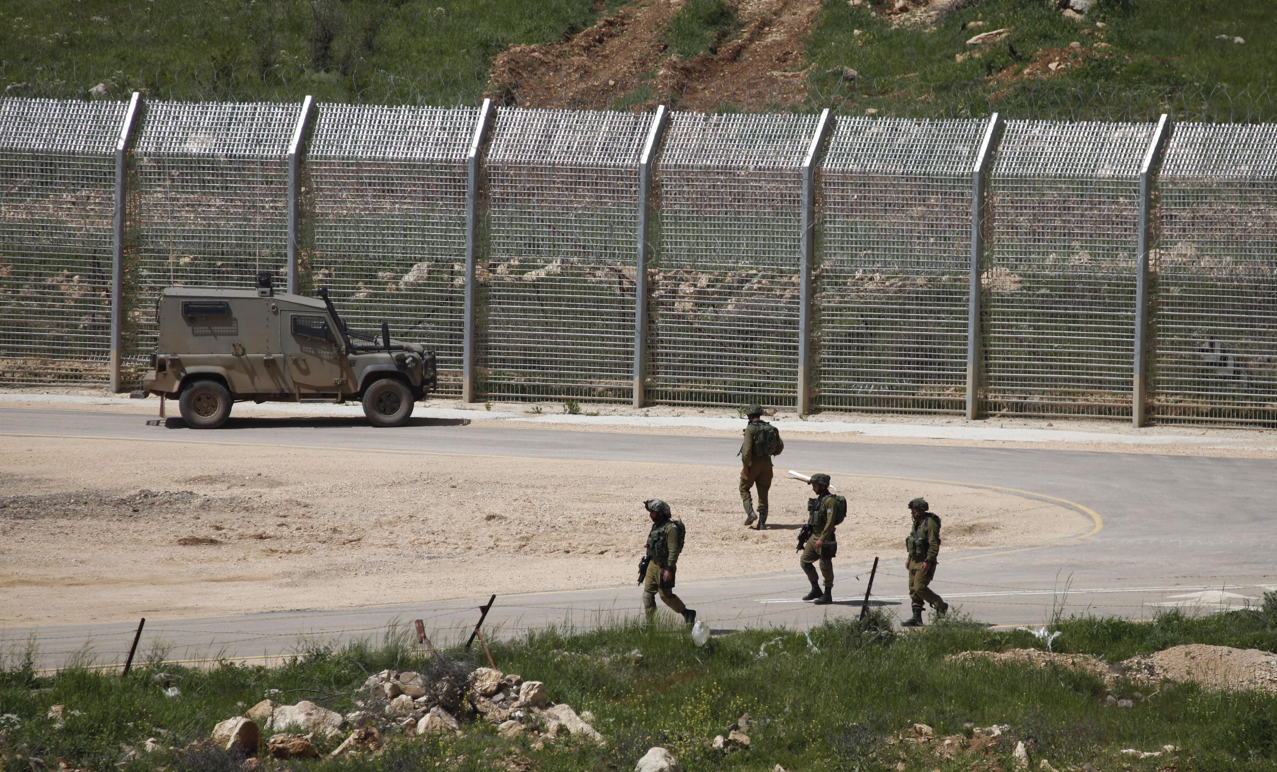 جنود إسرائيليون في الجولان- أرشيف