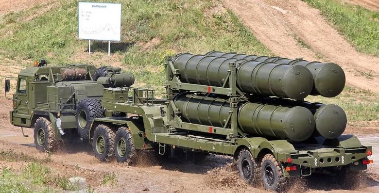 منظومة S-500 الروسية