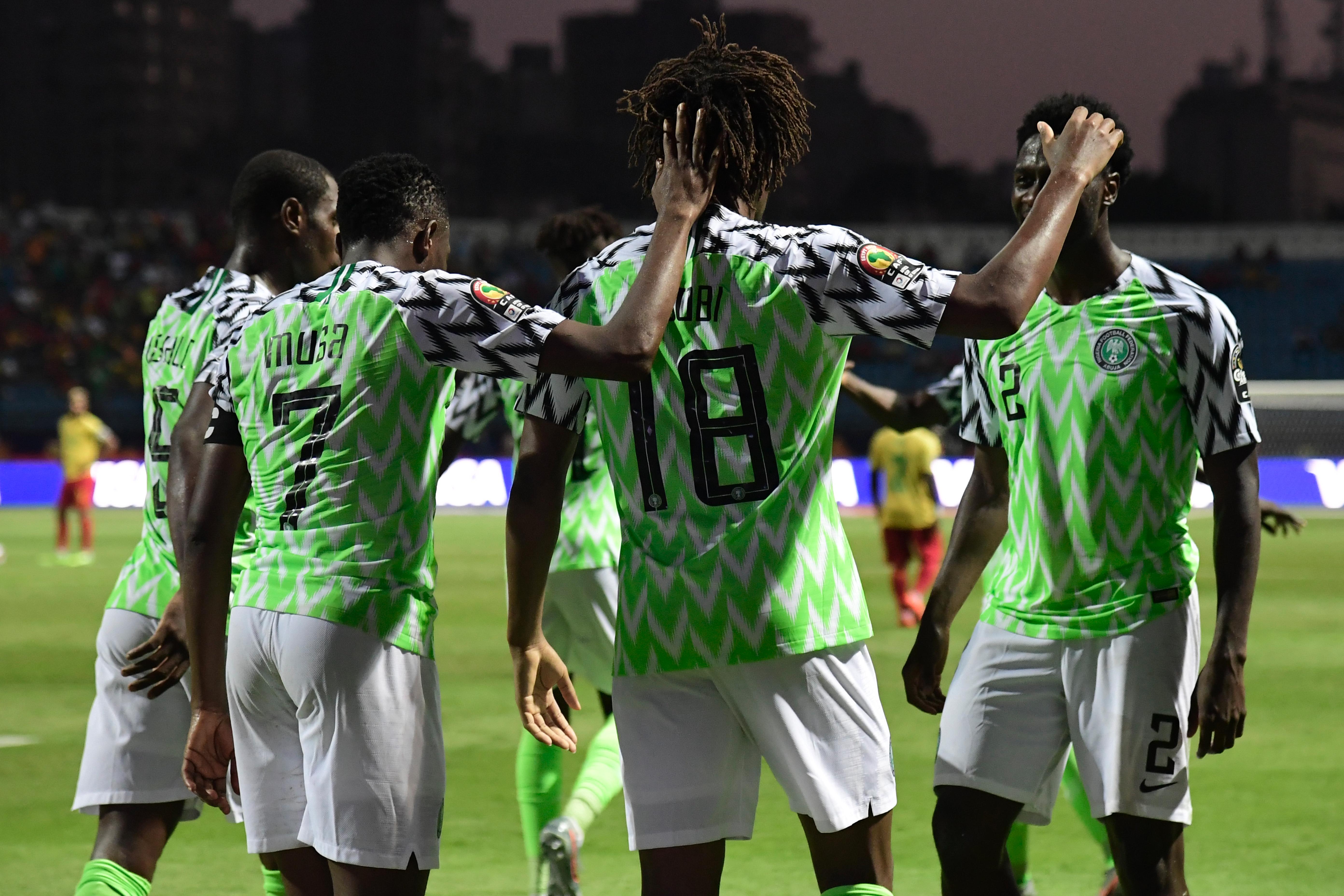 لاعبو النيجر يقتطعون تأشيرة ربع نهائي كان 2019