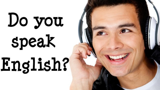 هل تتحدث الإنكليزية؟